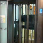 Picture of the lift