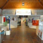 Entrance to Mensaria