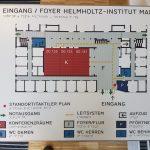 tactile floorplan